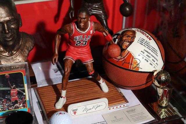 Michael Jordan Toy Historian Joshua De Vaney