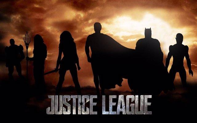Cartel de Liga de la Justicia