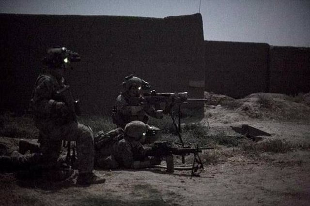 Afganistán.- Al menos 40 talibán y ocho agentes afganos muertos en combates en e