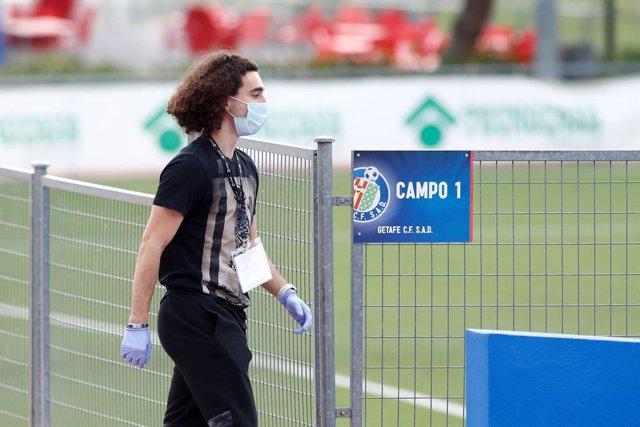 """Fútbol.- Cucurella (Getafe): """"Todas las precauciones que tomemos para empezar an"""