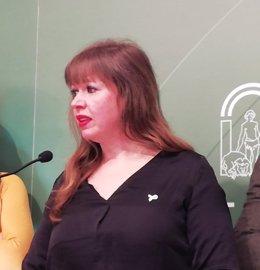 La asesora de programa del IAM en Córdoba, Lourdes Arroyo, en una imagen de archivo.