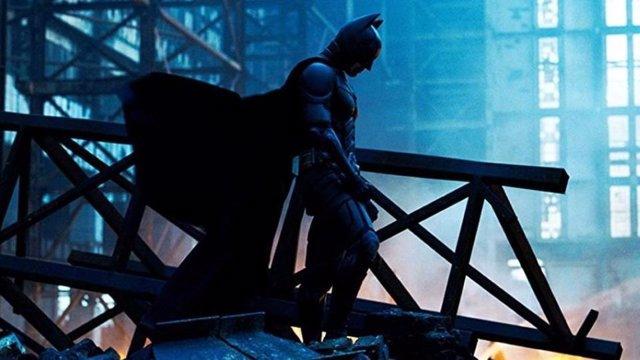 El caballero oscuro, el Batman de Nolan, vuelve a los ines