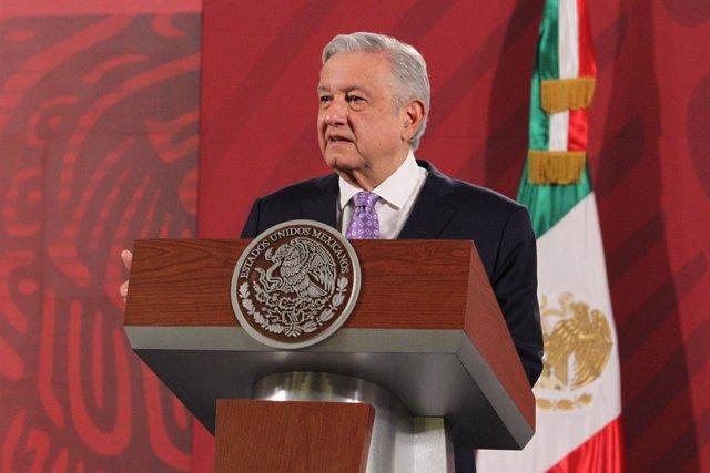 México/EEUU.- López Obrador confirma el hallazgo de un 'narcotúnel' hacia EEUU y