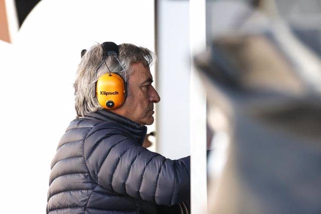 """Fórmula 1.- Carlos Sainz: """"Mi hijo sorprenderá a todos en Ferrari"""""""