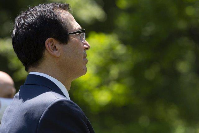 """Coronavirus.- El secretario del Tesoro de EEUU alerta de """"daños permanentes"""" par"""