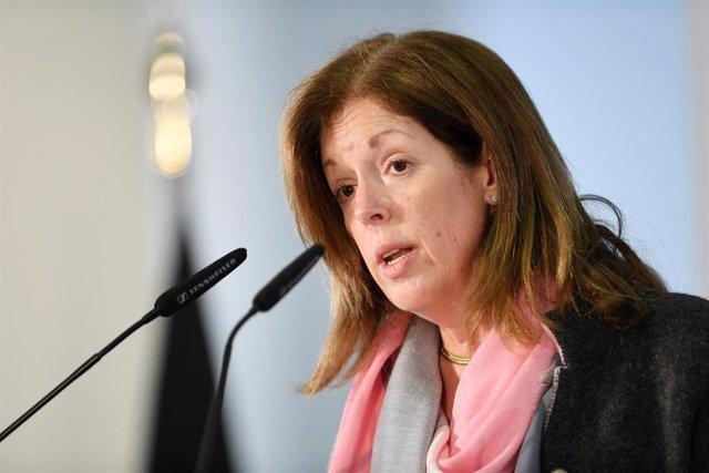 La jefa de la misión de la ONU en Libia (UNSMIL), Stephanie Williams