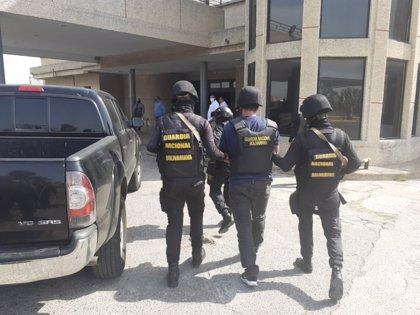 """AMP.- Venezuela.- Venezuela anuncia la """"captura"""" de un presunto nuevo implicado en la 'Operación Gedeón'"""
