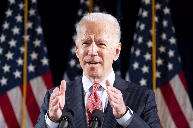 """Coronavirus.- Biden cree que es """"totalmente irresponsable"""" que Trump tome hidrox"""