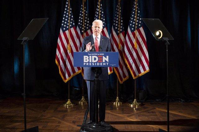 EEUU.- Biden se hace con la victoria en las primarias demócratas de Oregón con c