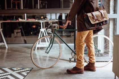 Se confirman los beneficios de caminar o ir en bicicleta al trabajo