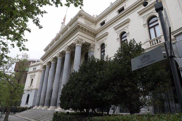 Edifici de la Borsa de Madrid