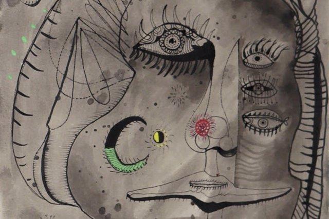 Obra perteneciente a la colección Vila Casas