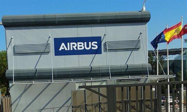 Centro de Airbus en una imagen de archivo