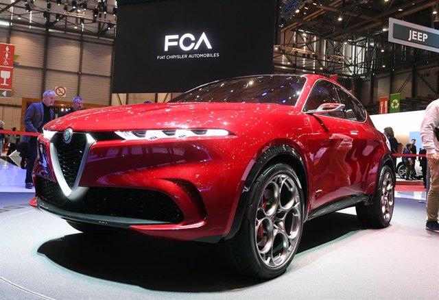 Imagen de un modelo de FCA.