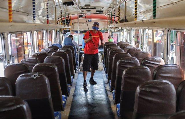 Coronavirus.- Los contagios se multiplican por 10 en la última semana en Nicarag