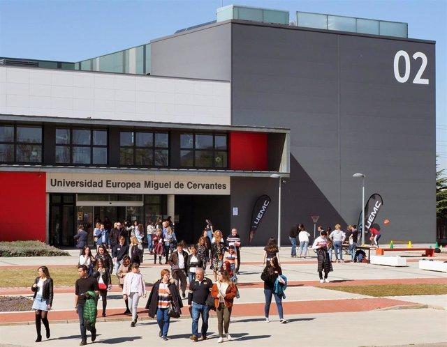 Universidad Miguel de Cervantes.