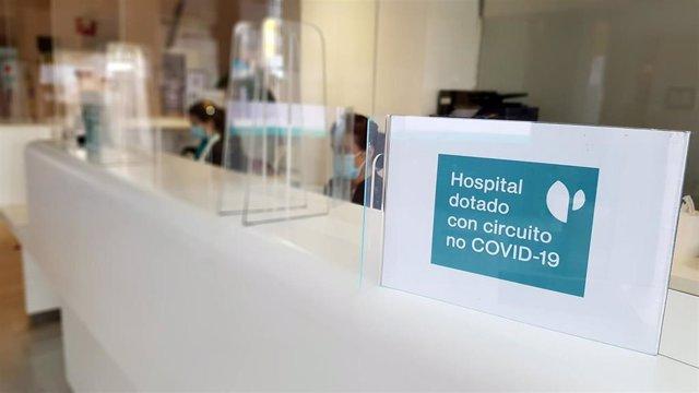 Hospital Quirónsalud Marbella reactiva sus servicios asistenciales con normalidad