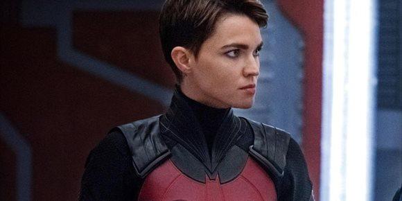 1. Ruby Rose abandona Batwoman por sorpresa