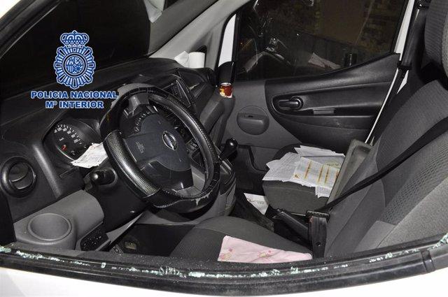 La Policía Nacional Detiene A Dos Hombres Acusados De Robos En Vehículos En El Barrio De El Carmen, En Murcia