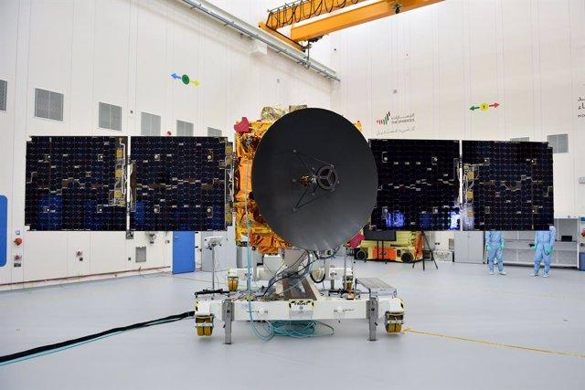 Emiratos lanza la primera misión árabe a Marte el 14 de julio