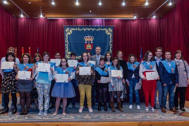El programa Unidiversidad de Fundación ONCE ha formado a un total de 77 jóvenes con discapacidad.