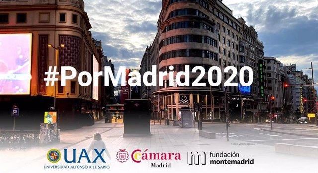#Pormadrid2020