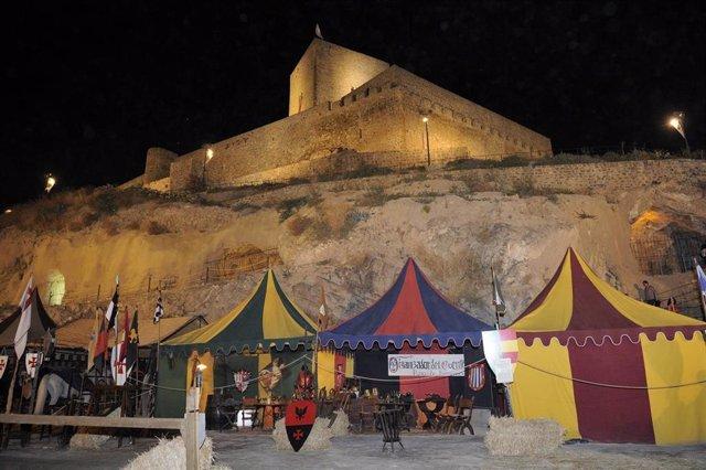 Fiestas en Alcaudete (Jaén)
