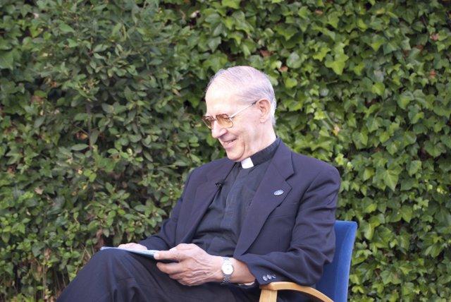 Adolfo Nicolás, anterior Superior General de los Jesuitas