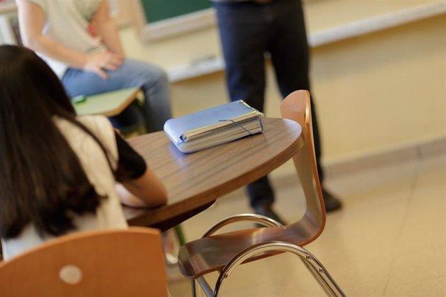 Imagen de recurso de un aula