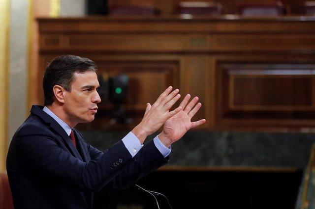 El Congreso debate la quinta prórroga del estado de alarma
