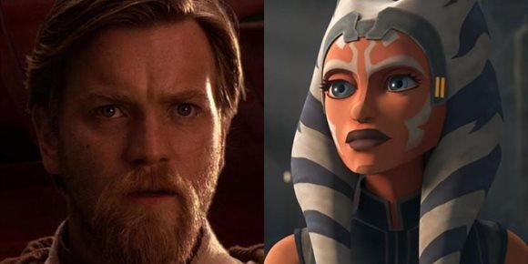 1. Star Wars: Ahsoka Tano estará en la serie de Obi-Wan Kenobi de Disney+