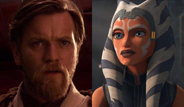Star Wars: Ahsoka Tano estará en la serie de Obi-Wan Kenobi