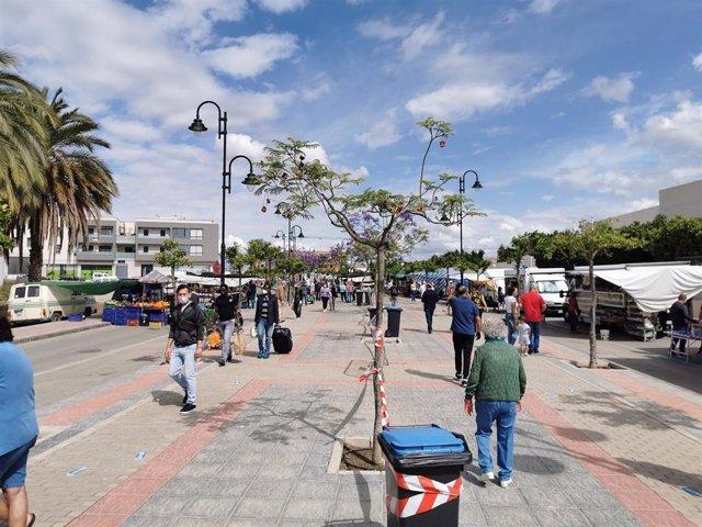 Mercadillo de Vera (Almería)