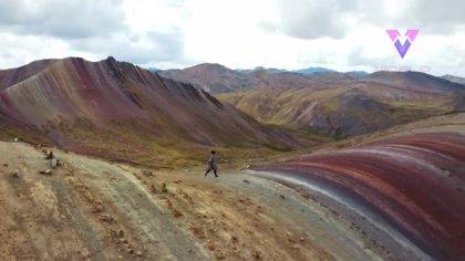 Palcoyo: la 'Montaña de colores' o 'Montaña arcoíris' alternativa a la de Cusco