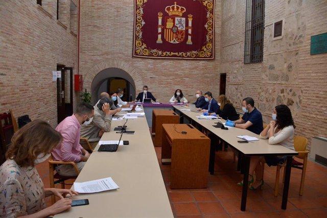 Comisión de Hacienda del Ayto de Toledo
