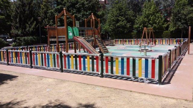 Parque Fernández-Píñar de Granada