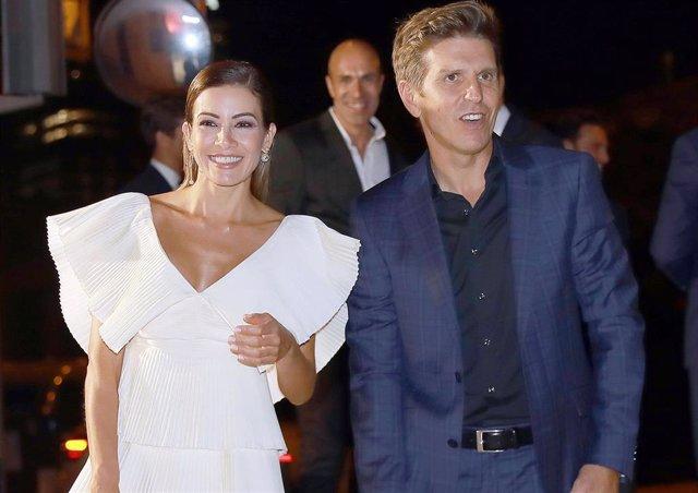 Virginia Troconis y Manuel Díaz, en una foto de archivo de Europa Press