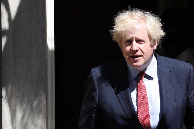 Coronavirus.- Reino Unido tendrá en junio un sistema para rastrear los contactos