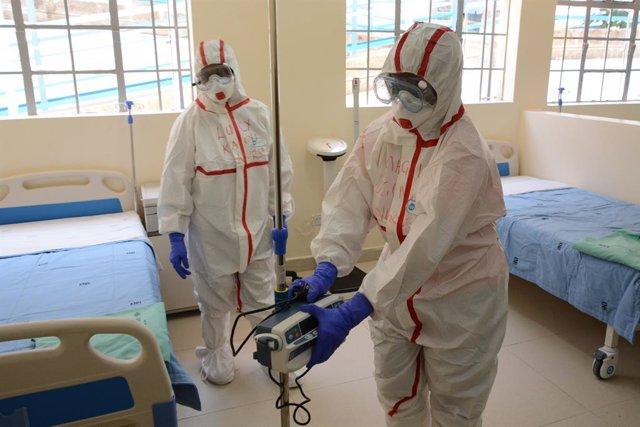 Coronavirus.- Mozambique registra el primer muerto con COVID-19 en la región del