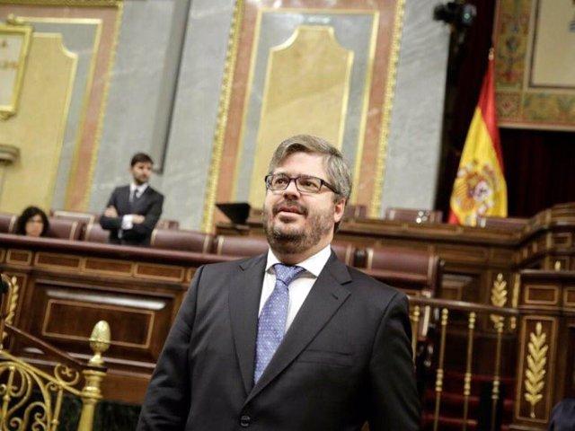 El exdiputado y exsecretario de Organización de Ciudadanos Fran Hervías.