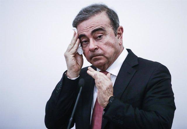 Economía/Motor.- Dos supuestos cómplices de Carlos Ghosn en su huida de Japón, a