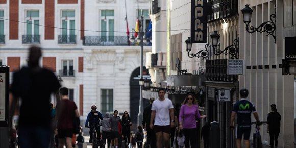 1. Antonio y María Carmen repiten como los nombres más comunes en España aunque ya solo más de 600.000 personas los llevan