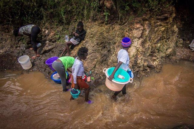 Coronavirus.- La pandemia amenaza con provocar un retroceso del desarrollo human