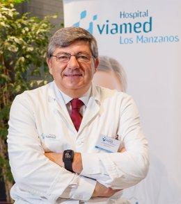 Doctor Martín Ciancas, director médico de Viamed Los Manzanos