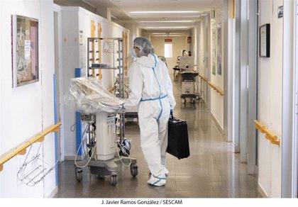 Un estudio compara los resultados de los niños hospitalizados por COVID-19