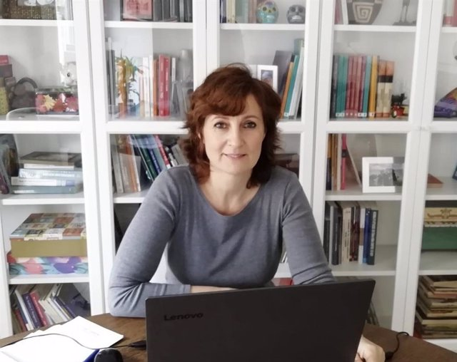 La investigadora de la UGR Mar Fuentes