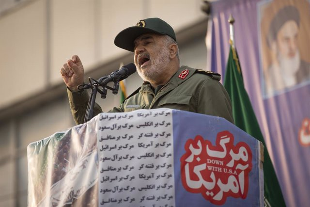 Irán.- Irán anuncia la muerte de dos supuestos terroristas en una operación en l