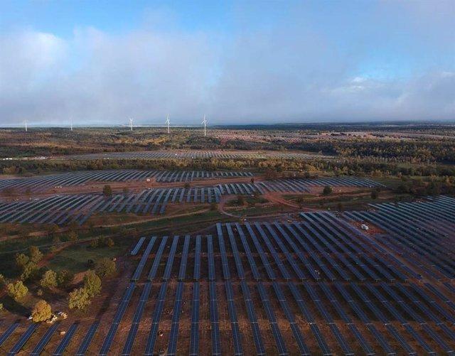 Proyecto de renovables de Solaria