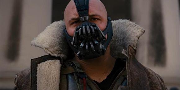 1. Mascarillas obligatorias: se agotan las máscaras de Bane, el villano de Batman en el Caballero Oscuro