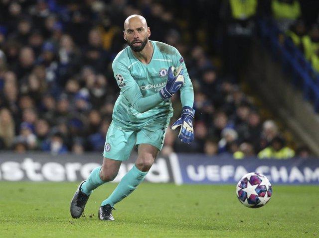 Fútbol.- Willy Caballero renueva una temporada más con el Chelsea